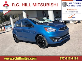 New 2019 Mitsubishi Mirage LE Hatchback near Orlando and Daytona Beach, FL