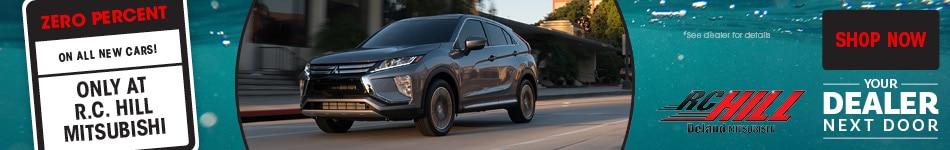 Zero Percent On All New Cars