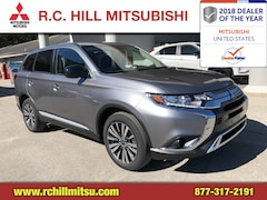 New 2019 Mitsubishi Outlander ES CUV near Orlando and Daytona Beach