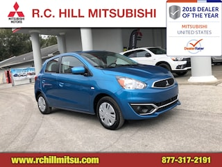 New 2019 Mitsubishi Mirage ES Hatchback near Orlando and Daytona Beach, FL