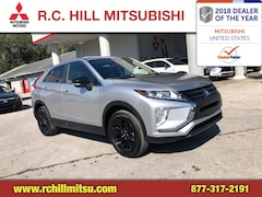 New 2018 Mitsubishi Eclipse Cross LE CUV near Orlando and Daytona Beach