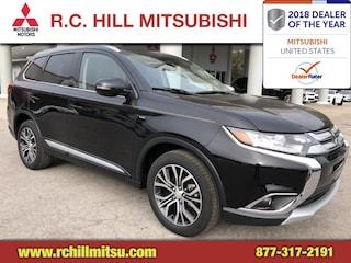 New 2018 Mitsubishi Outlander GT CUV near Orlando and Daytona Beach, FL