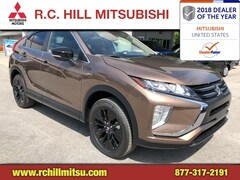 New 2019 Mitsubishi Eclipse Cross LE CUV near Orlando and Daytona Beach
