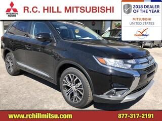 New 2018 Mitsubishi Outlander SEL CUV near Orlando and Daytona Beach, FL