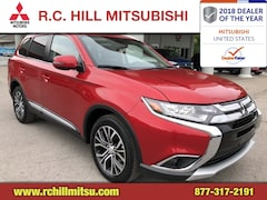 New 2018 Mitsubishi Outlander SEL CUV near Orlando and Daytona Beach