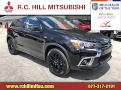 New 2018 Mitsubishi Outlander Sport LE CUV near Orlando and Daytona Beach