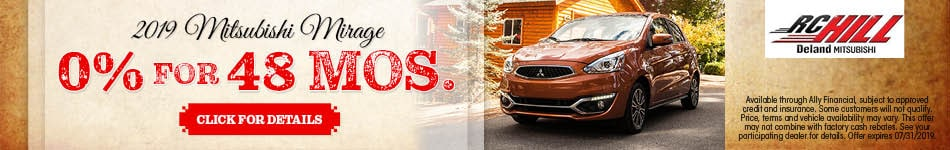 2019 Mirage July Offer