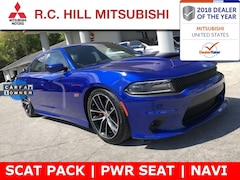 Used 2018 Dodge Charger R/T 392 SCAT PACK Sedan near Orlando and Daytona Beach