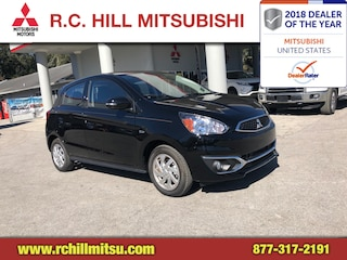 New 2019 Mitsubishi Mirage SE Hatchback near Orlando and Daytona Beach, FL