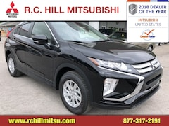 New 2018 Mitsubishi Eclipse Cross ES CUV near Orlando and Daytona Beach