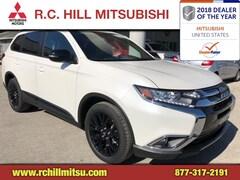 New 2018 Mitsubishi Outlander LE CUV near Orlando and Daytona Beach