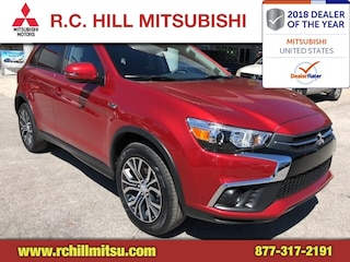 New 2019 Mitsubishi Outlander Sport ES CUV near Orlando and Daytona Beach, FL