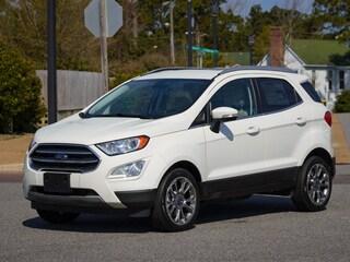 2018 Ford EcoSport Titanium SUV