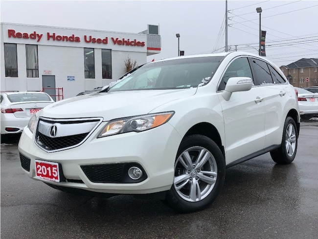 2015 Acura RDX Base - Leather - Sunroof - Rear Camera SUV