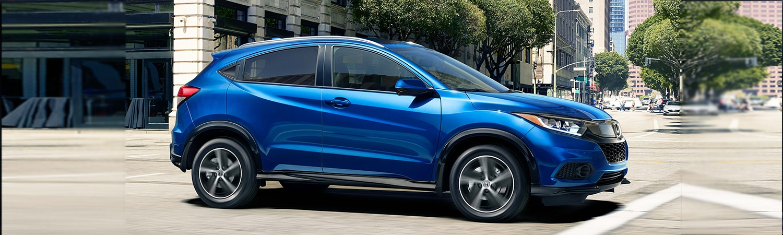 2019 Honda HR-V in READY HONDA   New Honda dealership in