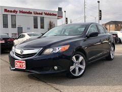 2015 Acura ILX Premium Pkg - Leather - Roof - Rear Camera Sedan