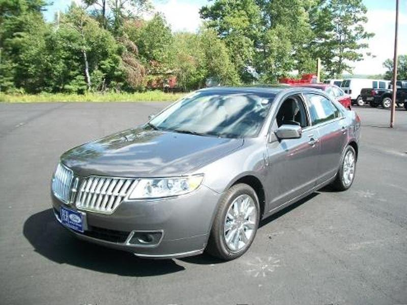 2012 Lincoln MKZ Sedan