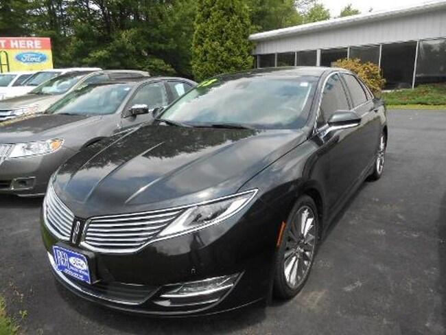2013 Lincoln MKZ Sedan