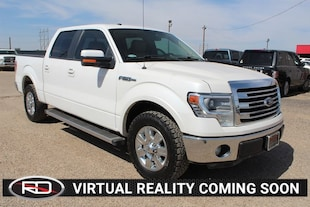 2014 Ford F-150 Lariat SuperCrew