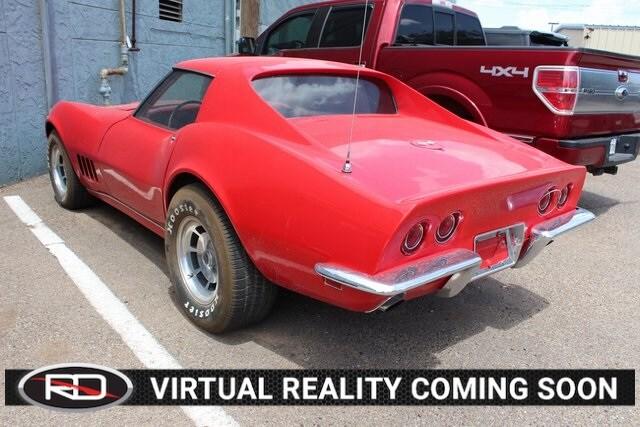 1968 Chevrolet Corvette 2