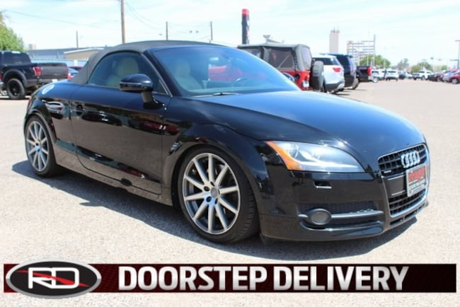 Used Audi TT For Sale Lubbock TX VIN TRURDJX - Audi tt convertible