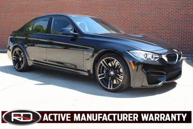 2017 BMW M3 w/ Harman Kardon Premium Audio Sedan