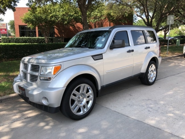 Used 2011 Dodge Nitro Heat Sport Utility Addison