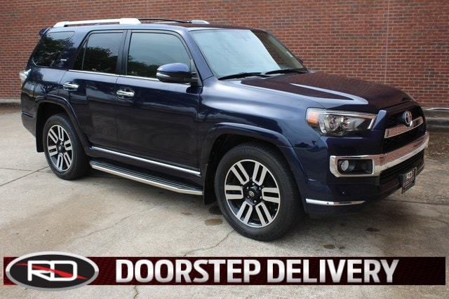 2015 Toyota 4Runner Limited w/ NAV SYS