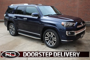 2015 Toyota 4Runner Limited w/ NAV SYS SUV
