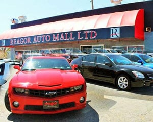 Reagor Auto Mall Lubbock Dealership