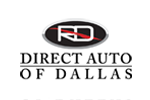 Reagor Dykes Direct Auto of Dallas Dealership logo redirects to the dealership page where you can find out more details about our services, offers and inventory