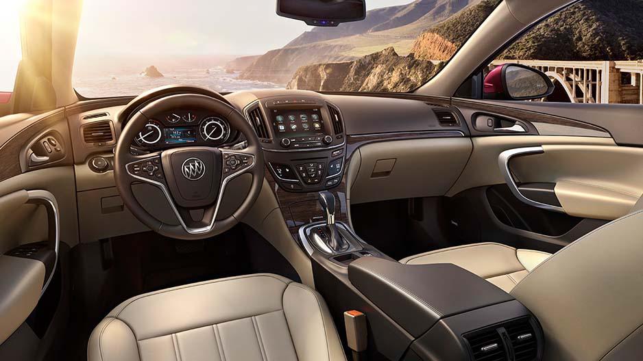 2017 Buick Regal Luxury Sedan Reagor Dykes Auto Group