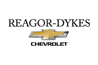 Reagor Dykes Floydada Chevrolet Dealership logo redirects to the dealership page where you can find out more details about our services, offers and inventory