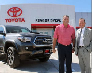 Reagor DykesToyota Dealership