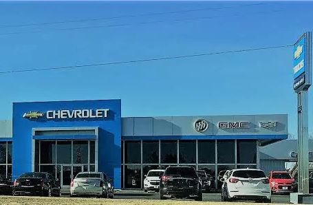 Reagor Dykes Chevy Buick Cadillac GM Dealership