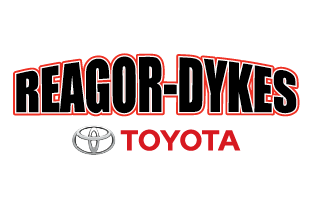 Reagor Dykes Plainview Toyota Dealership logo redirects to the dealership page where you can find out more details about our services, offers and inventory