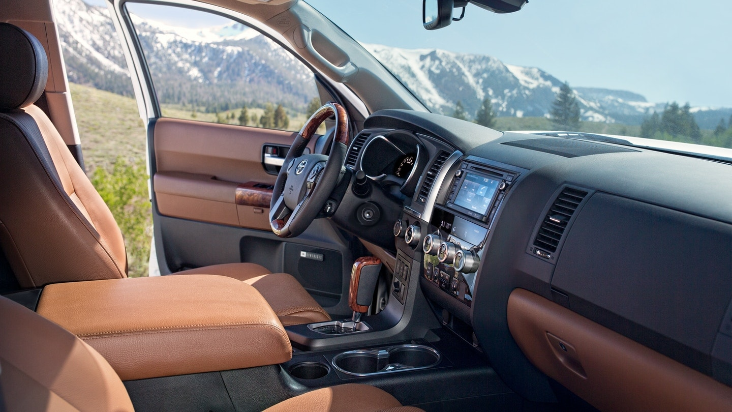 2018 Toyota Sequoia Interior