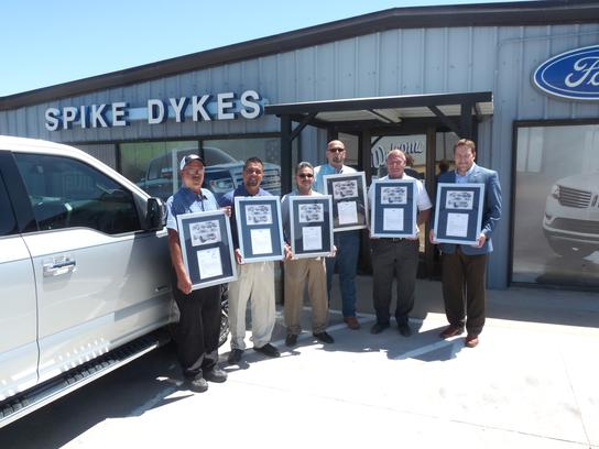 reagor dykes dealership in lamesa texas called spike dykes ford lincoln