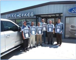 Spike Dykes Lamesa Dealership