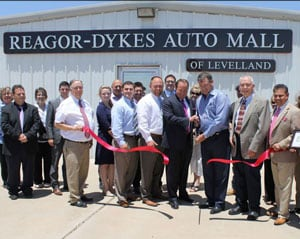 Reagor Dykes Levelland Dealership