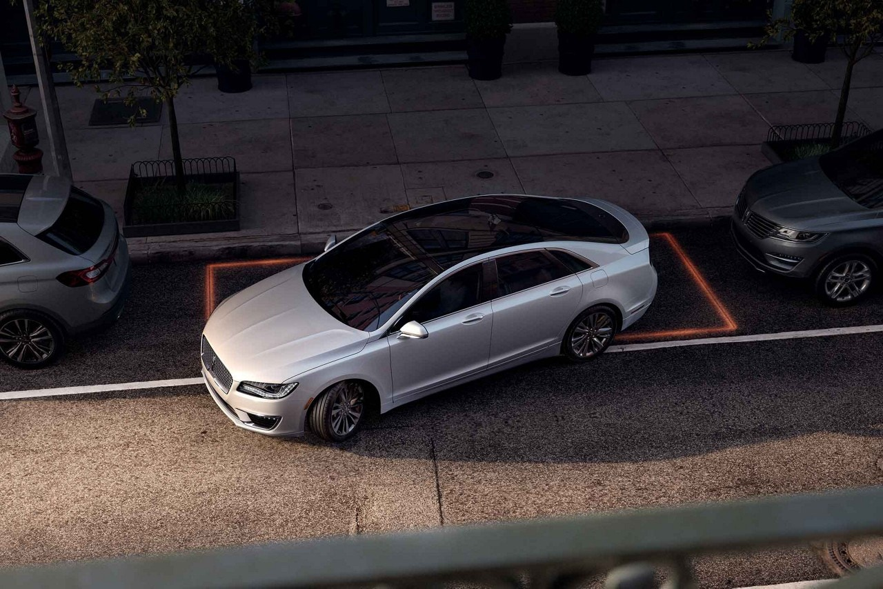 2018 Lincoln MKZ Safety Features