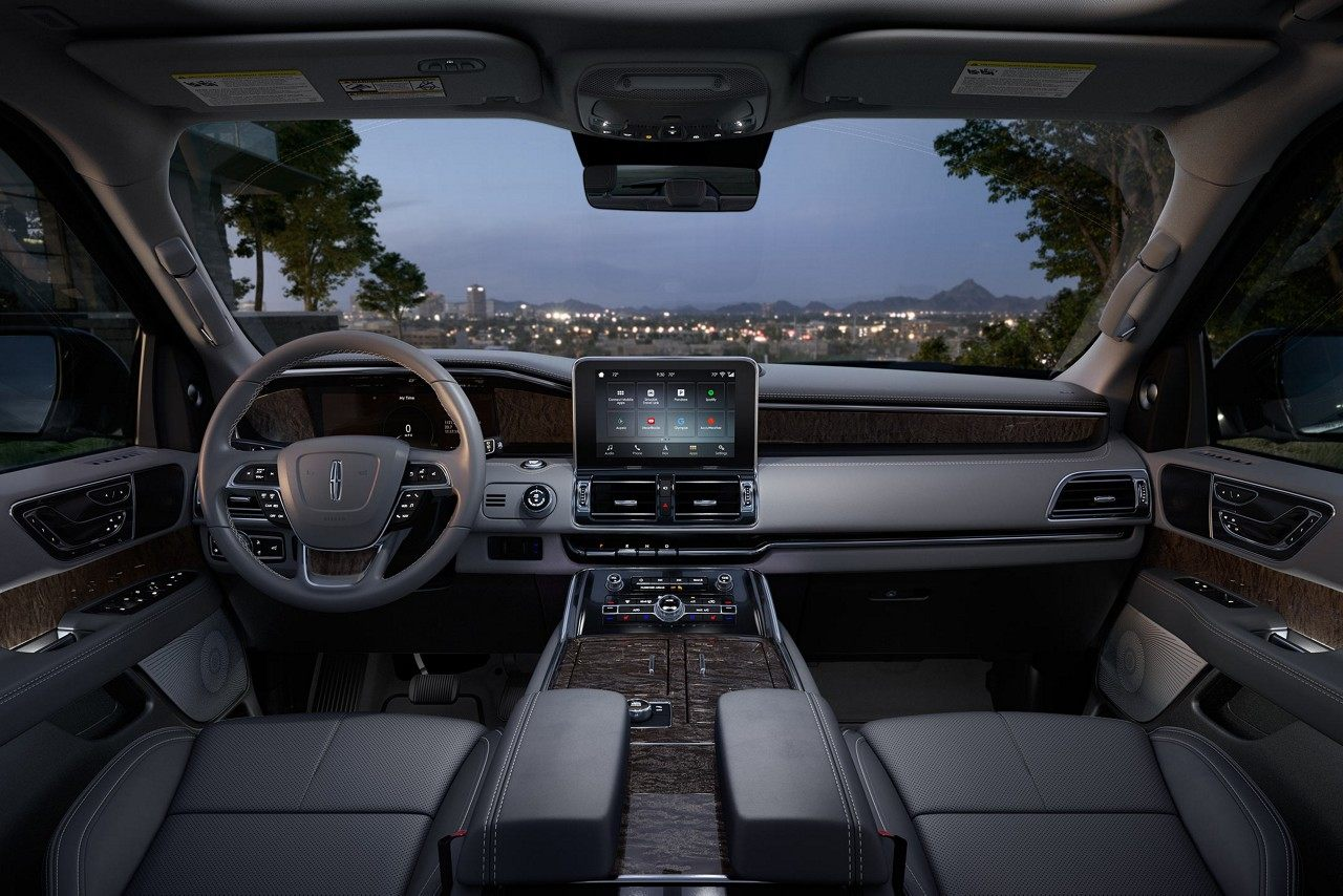 2018 Lincoln Navigator Technology Features
