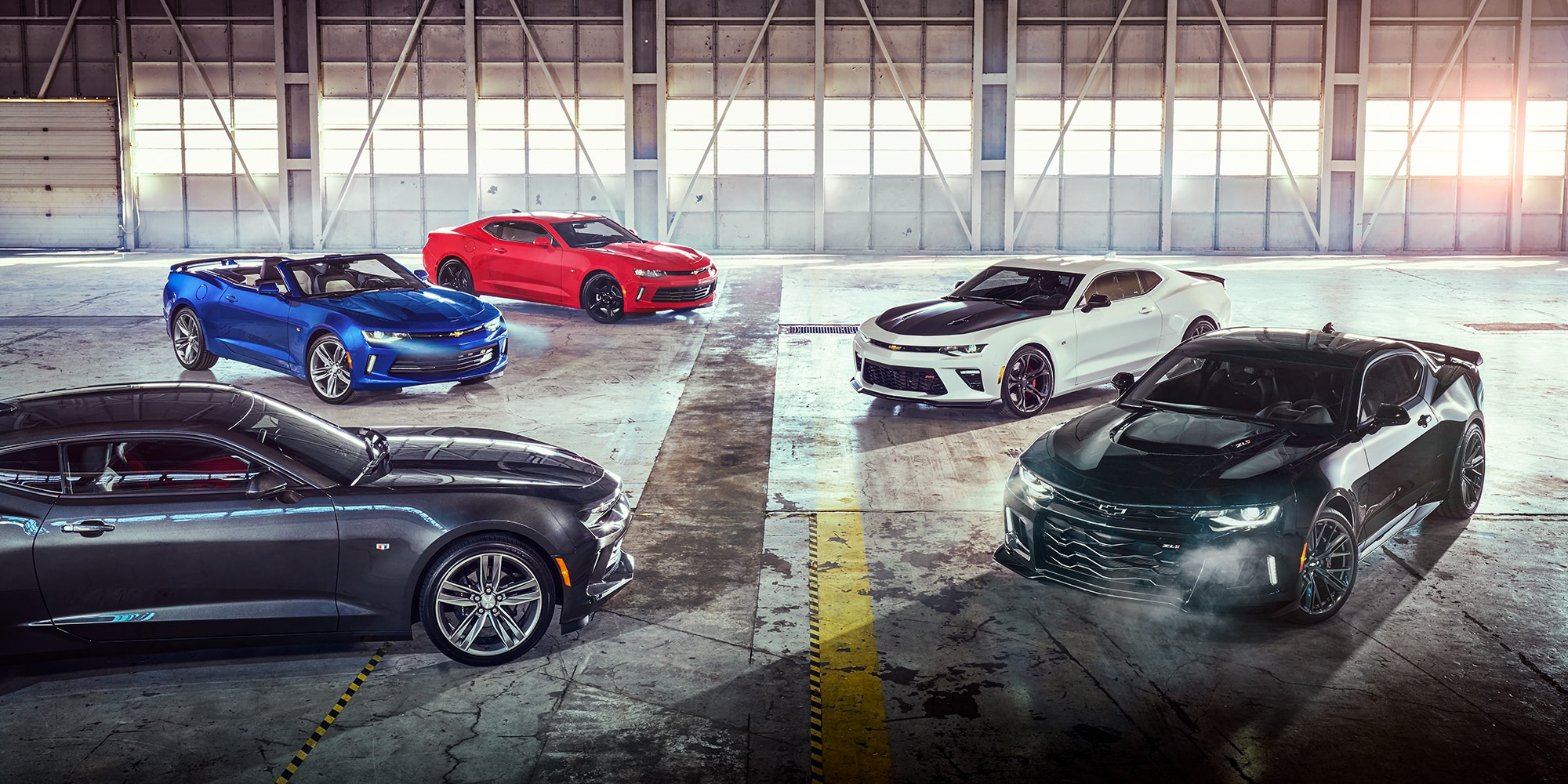2018 Chevrolet Camaro Overview Specs Features and