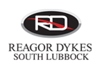 Reagor Dykes South Lubbock Dealership logo redirects to the dealership page where you can find out more details about our services, offers and inventory