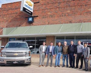 Reagor Dykes Chevrolet Dealership
