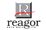 Reagor Auto Mall Logo redirects to the dealership page where you can find out more about our inventory, services and offers