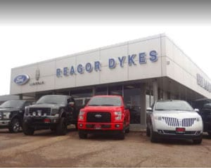 Reagor Dykes Ford Dealership