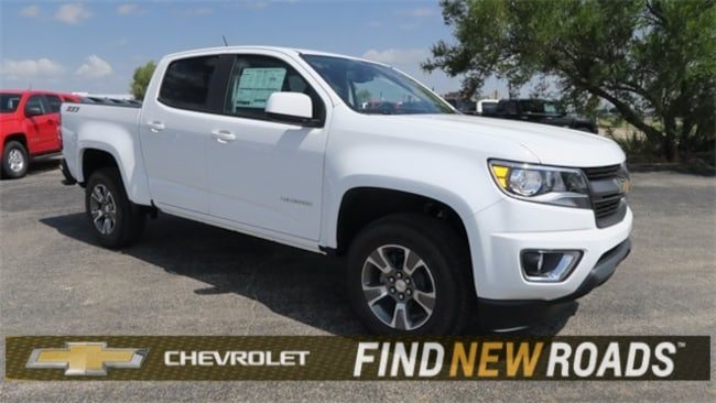 New 2018 Chevrolet Colorado Z71 Truck Snyder