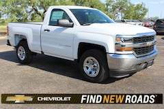 New 2018 Chevrolet Silverado 1500 LS Truck Regular Cab Snyder