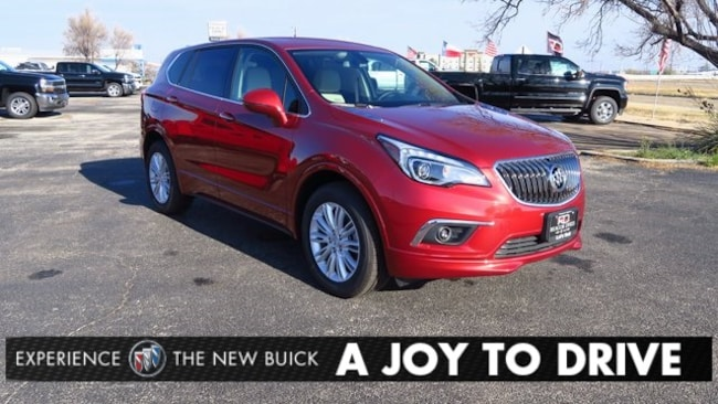 2018 Buick Envision Preferred SUV
